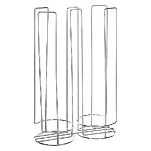 Ducomi - Portacápsulas Tassimo compatible con cápsulas de café T-Disc Tassimo – Accesorios de cocina mesa para cafeteras expreso – Dispensador de cápsulas de café Idea regalo (32 Cápsulas)