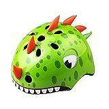 TITST Casco para niños, Edad 2-13 años, Cascos de Dinosaurio 3D de Animales de Dibujos Animados, Ajustable Juventud Niños Niñas Equipo de protección Multideporte 19