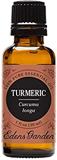 Edens Garden Turmeric Essential Oil, 100% Pure Therapeutic Grade (Highest Quality Aromatherapy Oils- Digestion & Detox), 30 ml