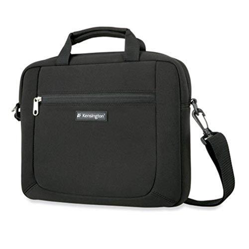Kensington K62569Us Custodia per Laptop Simply Portable, Custodia per Dispositivi da 12 , per Macbook Air, Laptop Hp, Chromebook eTablet, Borsa Unisex con Maniglia e Tracolla