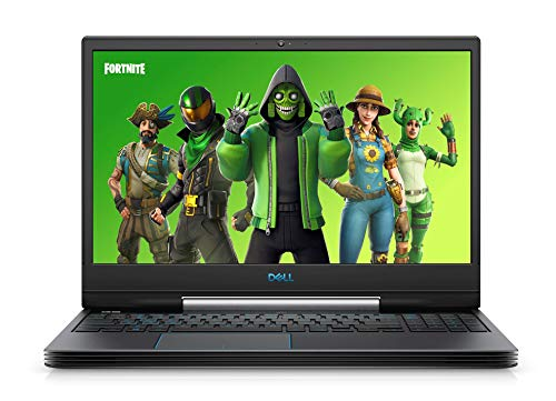 Dell G5 15 Gaming Laptop (Windows 10 Home, 9th Gen Intel Core i7-9750H, NVIDIA GTX 1650, 15.6'...