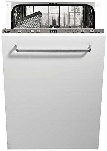 Teka DW8 41 FI Totalmente integrado 10cubiertos A++ lavavajilla - Lavavajillas (Totalmente...