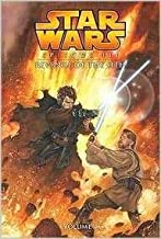 STAR WARS EPISODE III: REVENGE OF THE SITH COMIC (Based on the story and screenplay by George Lucas, Dark Horse Comics 4 o...