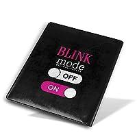 Blink ブックカバー 文庫本 高級PUレザー 文庫 おしゃれ カバー サイズ調整可 文庫判 資料 収納入れ オフィス用品 読書 雑貨 プレゼント耐久性に 28x51cm