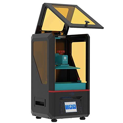 SMGPYDZYP Imprimantes, imprimantes 3D légères, imprimantes LCD Resin de Haute précision de qualité Industrielle