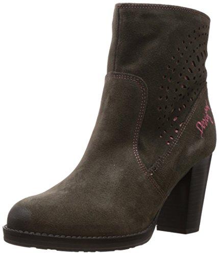 Desigual Isabel, Boots femme - Gris (2022 Gris Alquitran), 41 EU