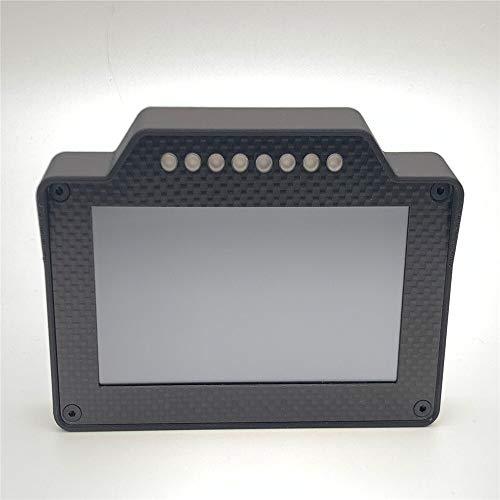 FMingNian 1pc Professionelle PC-USB-Simulation Rennspiele Meter Instrument for Fanatec CSW Dd1 Dd2 Simagic Racing Autozubehör