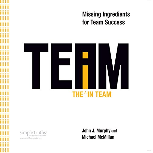 The I in Team audiobook cover art