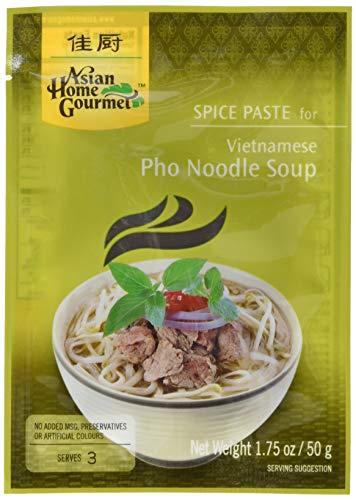 Asian Home Gourmet Würzpaste Nudelsuppe Pho (1 x 50 g)