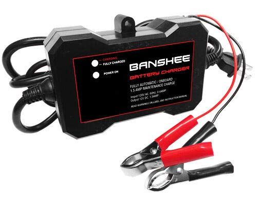 12V 12 Volt (1 Bank) On Board Battery Charger Waterproof New!
