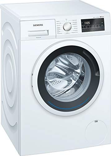 Siemens iQ300 Waschmaschine WM14N270 / 6,00 kg / A+++ / 137 kWh / 1.400 U/min / Schnellwaschprogramm / Nachlegefunktion / aquaStop mit lebenslanger