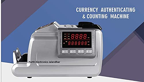 Trueview Banko 20 Mix Note Value Counting Business-Grade Machine Fully Automatic with Fake Note Detection for Bank, Hospital, School, Hard Cash Places