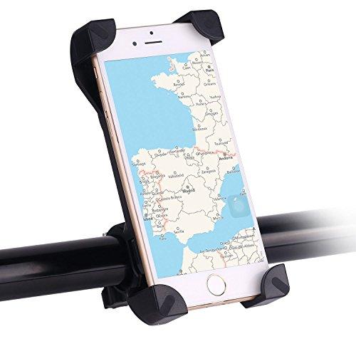 Awnic Supporto Smartphone per Bici Ultra Stabile 4...