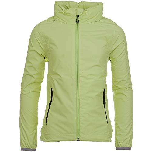 Killtec Monsuna Jr. Regenjas, waterdicht, licht outdoorjack met zak, dun, ademend, opvouwbaar, waterdicht