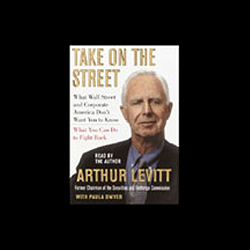 Take on the Street audiobook cover art
