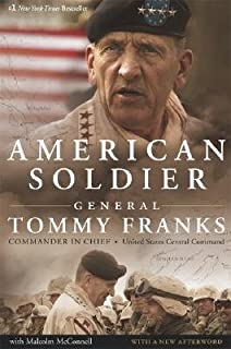 [(American Soldier )] [Author: Tommy Franks] [Oct-2005]