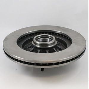 DuraGo BR54069 Front Vented Disc Brake Rotor