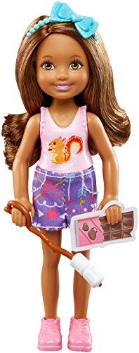 Barbie Sisters Camping Fun - Tamika Doll S'mores Fun