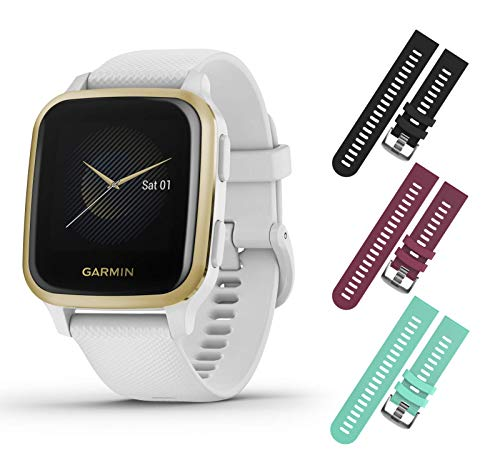 Garmin Venu Sq GPS Fitness Smartwatch...