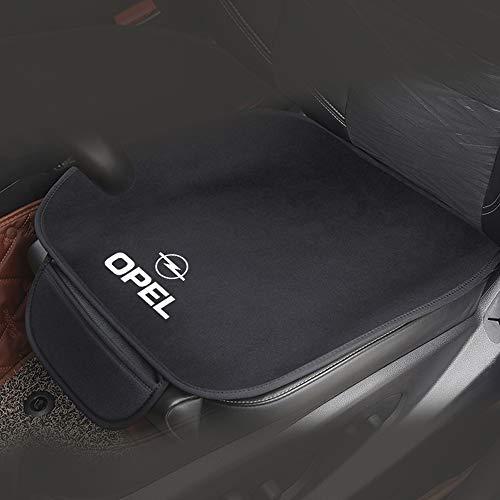 Autositzauflage, mit Auto Logo Emblem,für Opel Antara Astra Insignia Meriva Zafira Corsa Mokka, Flanell Sitzschutz...