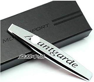 E772 Avantgarde Emblem Badge auto aufkleber 3D car Sticker Abziehbild Neu
