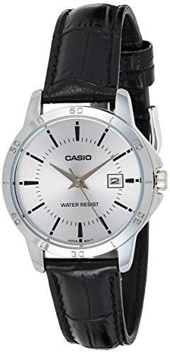 Casio Reloj con Movimiento Cuarzo japonés LTP-V004L-7A 30 mm