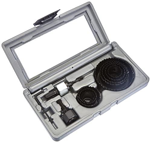 Bosch Professional Set Misto di Seghe a Tazza, 11 Pezzi, 22 - 68 mm