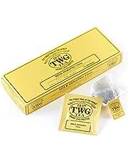 TWG Tea | Milk Oolong, té oolong en 15 bolsitas de algodón cosidas a mano en caja de regalo de 37,5g