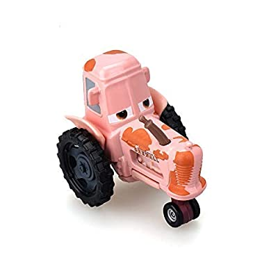 NCTO Disney Pixar Cars, Micro Racers Vehicle, Diecast Metal Alloy Car Toy for Kids Birthday Gift, Halloween, Collection, Desktop & Car Decoration, Easter Eggs or Cake Toppers Car Toys (Car36)