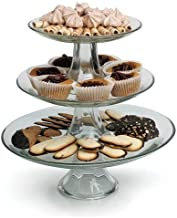 Best 3 tier glass stand Reviews