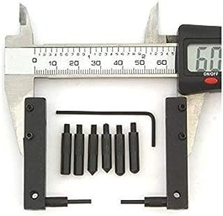 Chicago Brand 50008 4-Inch Pocket Dial Caliper .001-Inch Graduation