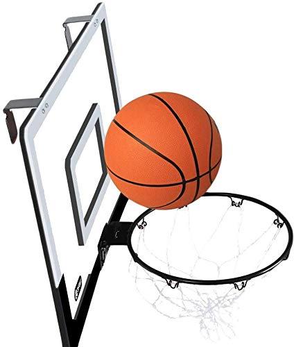 ZPTECH-lanban Wall-mounted Basketball Hoop Rebound System Outdoor Bracket