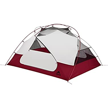 MSR Elixir 3-Person Lightweight Backpacking Tent (2017 Model)