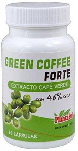 Green Coffee Forte (Café Verde) 60 cápsulas de Plantapol