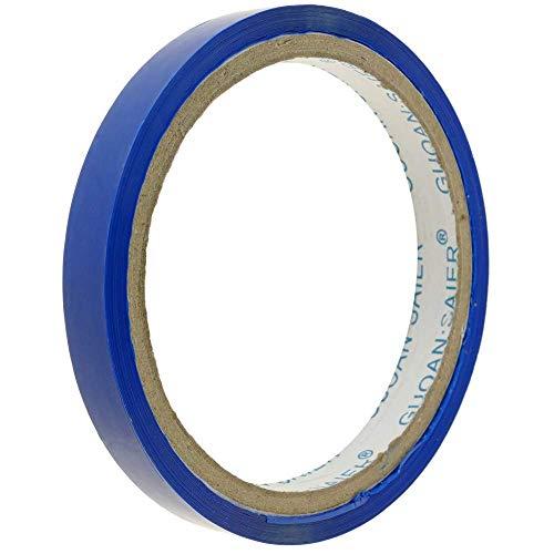 PrimeMatik - Blaues Klebeband für Edelstahl Beutelverschliesser Beutelverschlussgerät Klebebandspender