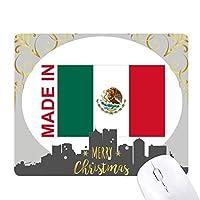メキシコカントリーラブに クリスマスイブのゴムマウスパッド