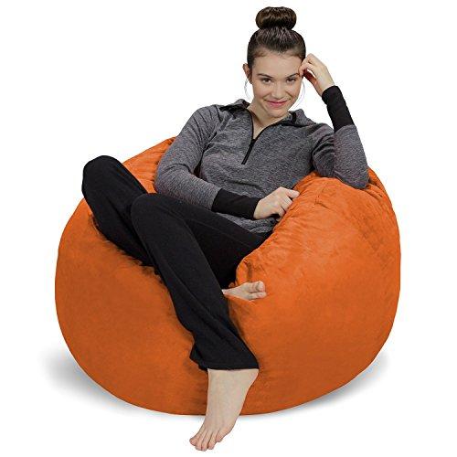 Sofa Sack - Plush, Ultra Soft Bean Bag Chair - Memory Foam Bean Bag...