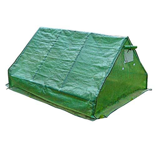 Kas, serre Series Green Plant Isolatie Schuur, ijzeren Pijp PVC Voor Balkons, Decks, Patio's, Kleine Tuinen En Meer.180 × 142 ×97cm