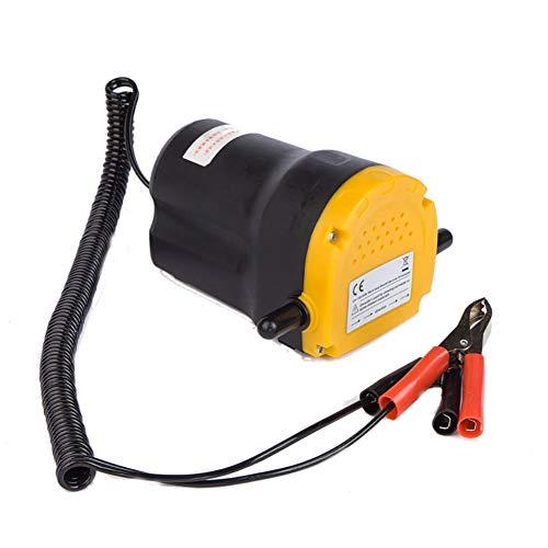 Öl-Absaugpumpe, 24V 12 V 60 Watt 250L / Stunde Fluid Extractor Motoröl Diesel Transferpumpe Für Auto Motorrad Tragbar,12v