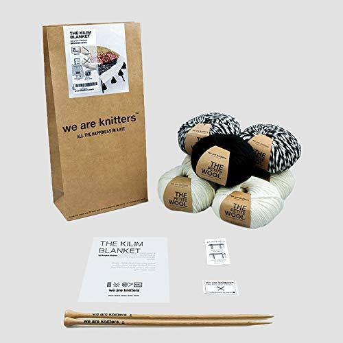 Smartbox - Caja Regalo - We Are Knitters: Kit de Tejer con 7 ovillos, Agujas y patrón - Ideas...