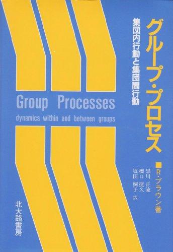 グループ・プロセス―集団内行動と集団間行動
