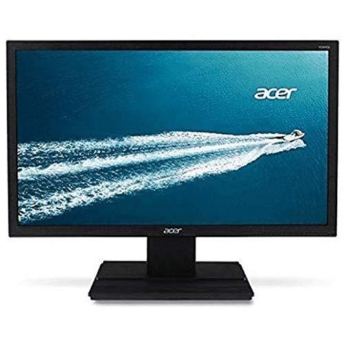 Acer V196HQLA 46,99 cm (18,5 Zoll) Monitor (VGA, 5ms Reaktionszeit) schwarz