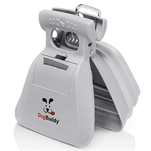 DogBuddy Portable Dog Poop Scooper