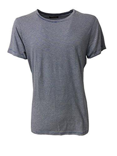 Denham T-hemd man korte mouwen groeven dubbel 50% katoen 50% polyester