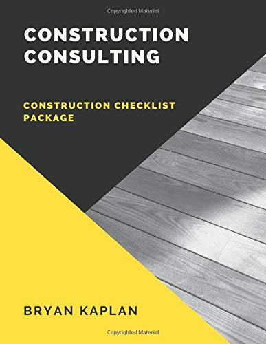 Construction Checklist Package