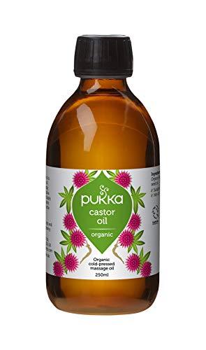 Pukka Herbs Ekologisk Ricinolja, 250 ml