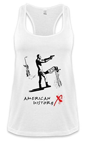 american history x cover Womens Continental Tunic Vest Large