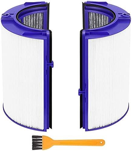 Pieza de reemplazo de Filtro HEPA para TP06 HP06 PH01 PH02 Purifier de Aire True HEPA Filtro Filtro Conjunto de filtros Compare en la Parte 970341-01 Incomparable