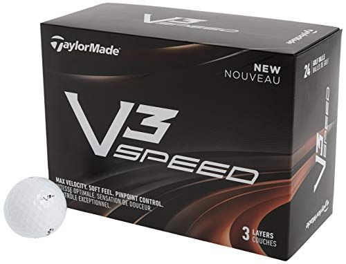 TaylorMade V3 Speed Golf Balls