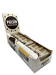 Delicious protein rich snack bar Perfect pre and post exercise Vegan Dairy free Gluten Free